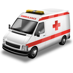 Ambulance Transparent PNG Image
