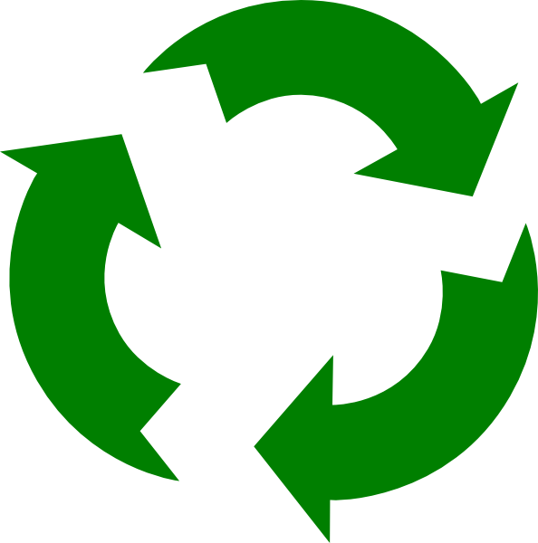 Recycle Waste Symbol Recycling Arrow Free HD Image PNG Image