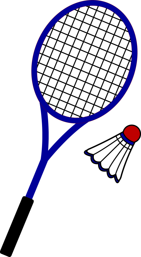 Badminton Png Clipart PNG Image