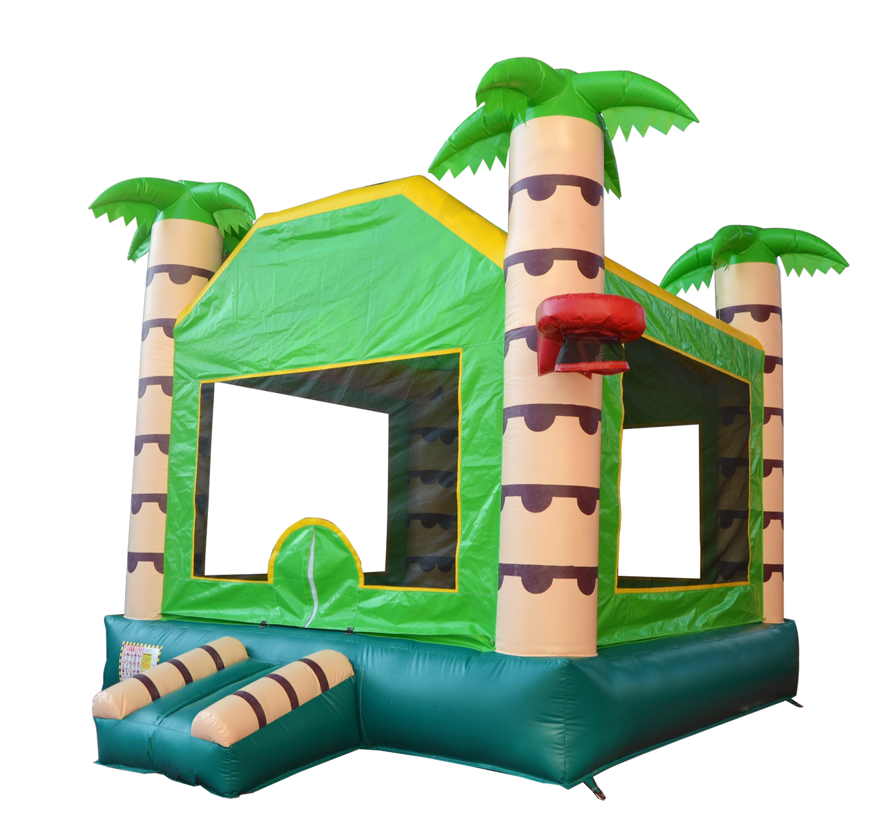 630 And Bouncers Discount Inflatable Bounce Course PNG Image