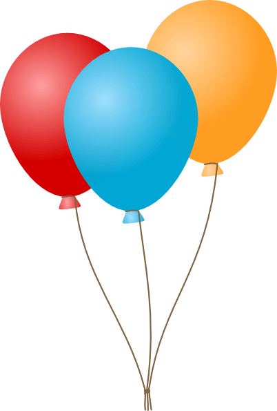 Colorful Balloons Png Image Download Balloons PNG Image