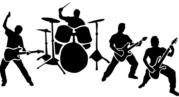 Band Clipart PNG Image