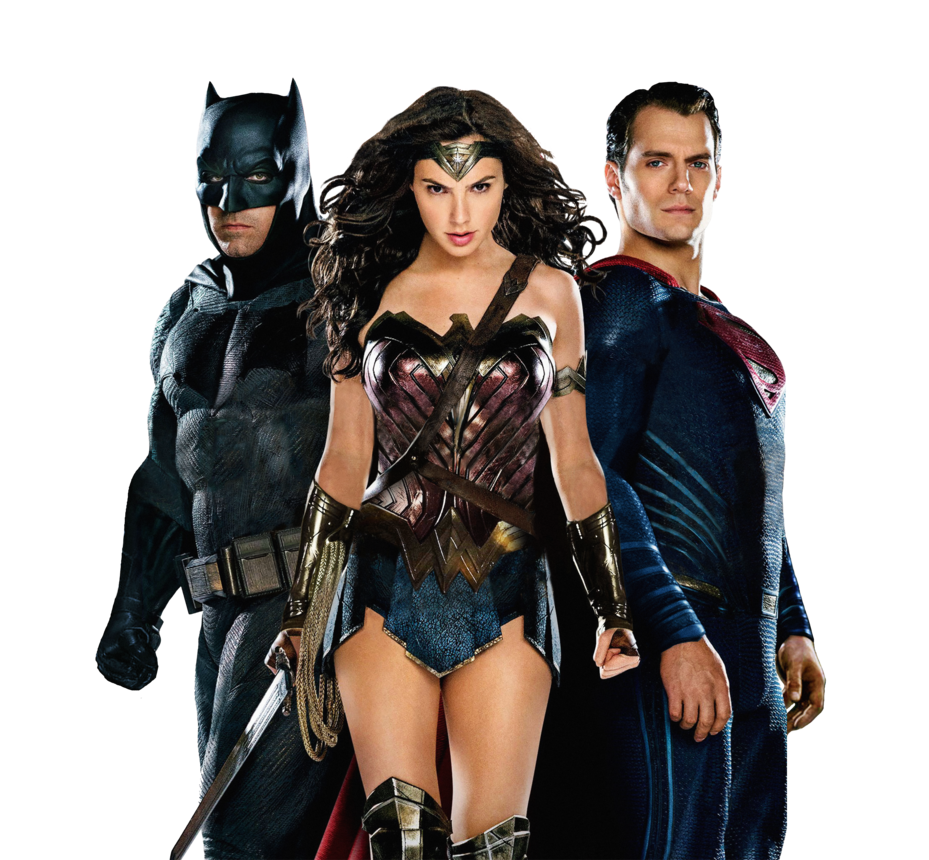 Batman Vs Superman Picture PNG Image