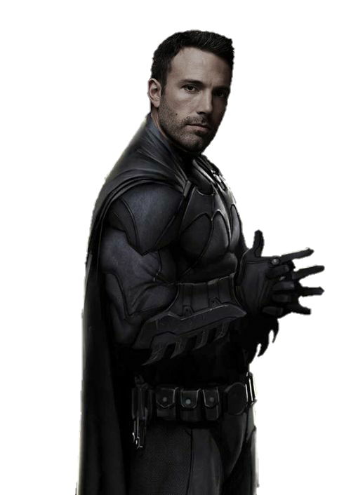 Ben Affleck Transparent Background PNG Image