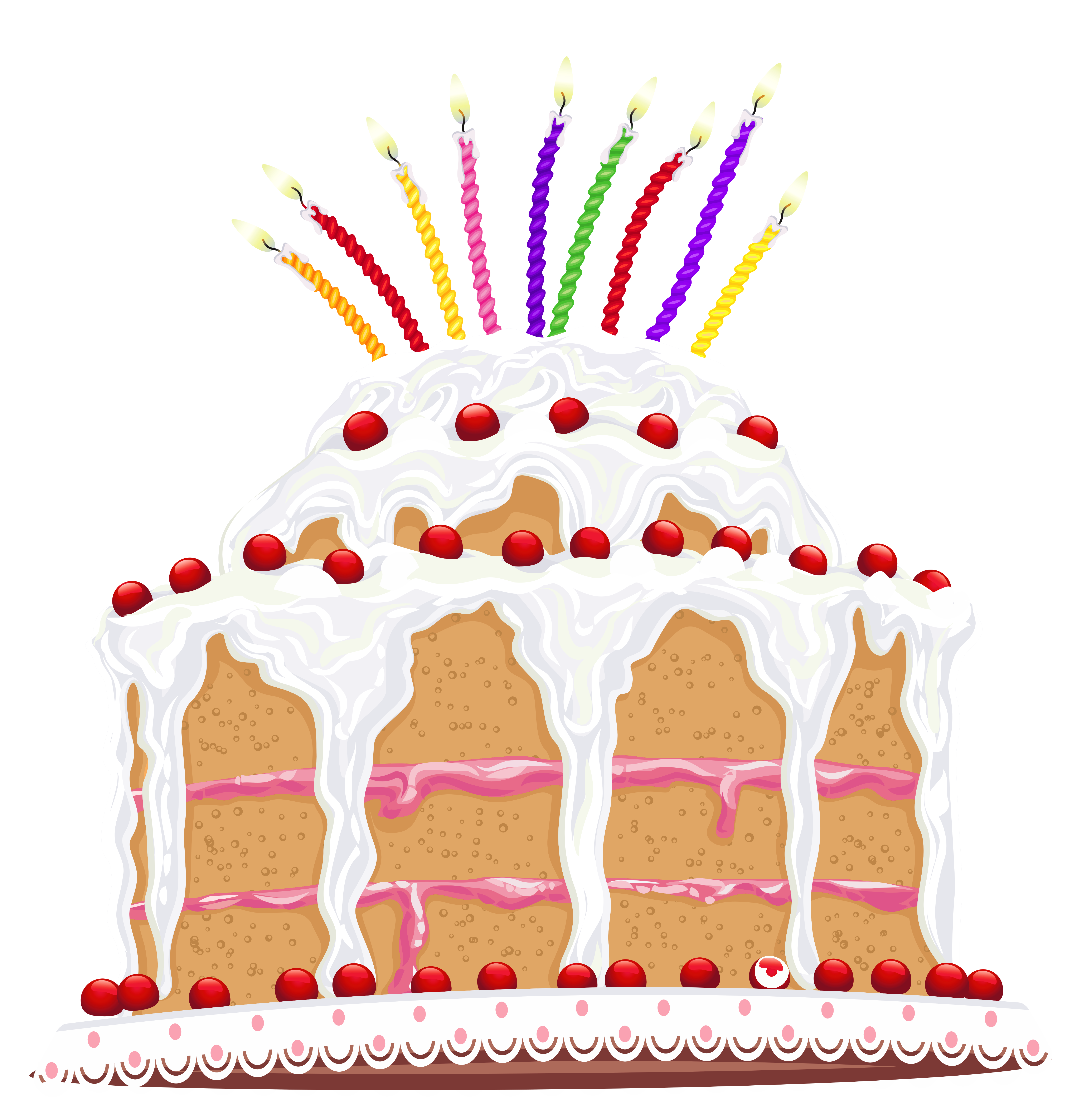 Cake Picture Wedding Birthday Cupcake Download HQ PNG PNG Image