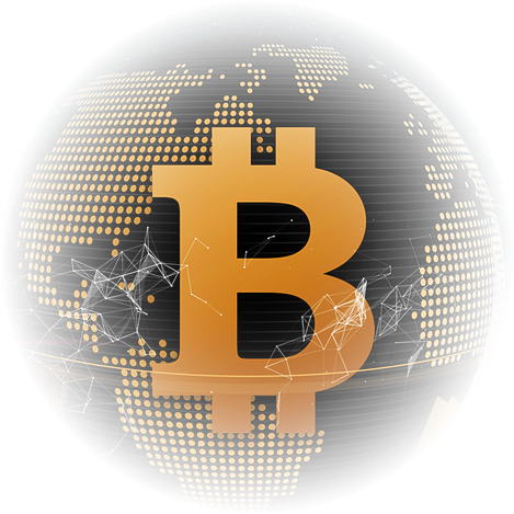 Mining Farm Money Bitcoin Cryptocurrency Cloud PNG Image