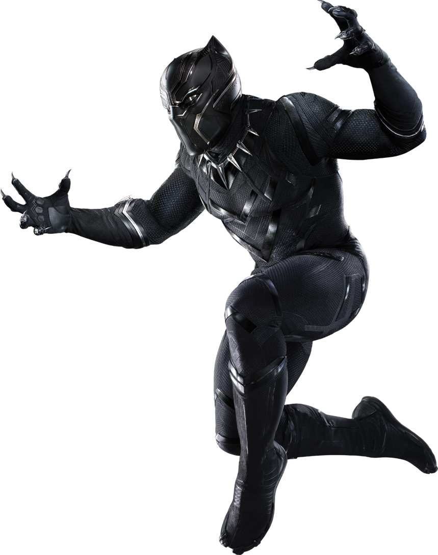 Black Panther Png Hd PNG Image