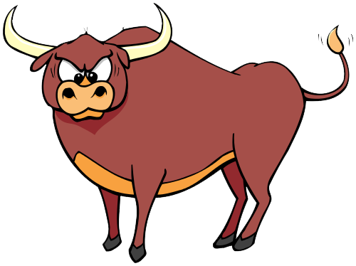 Bull Transparent Background PNG Image