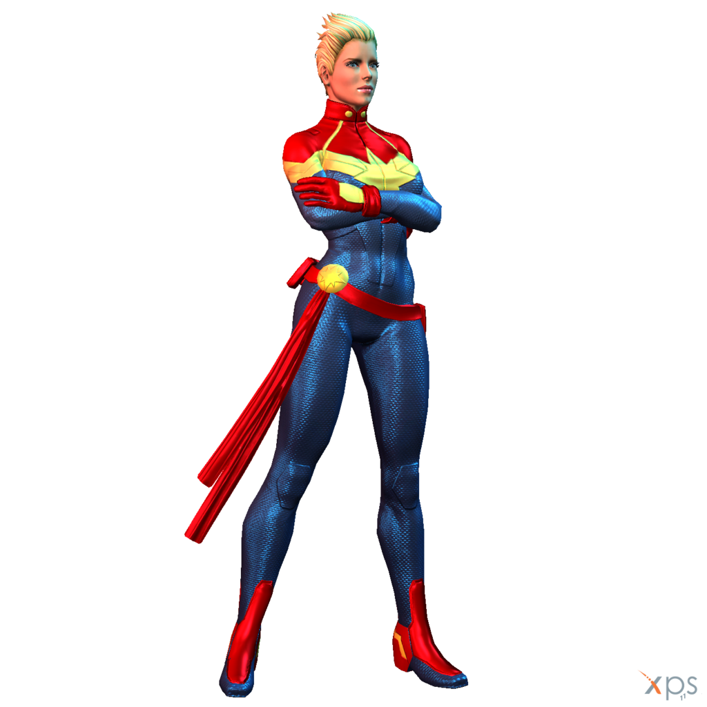 Captain Marvel Hd PNG Image