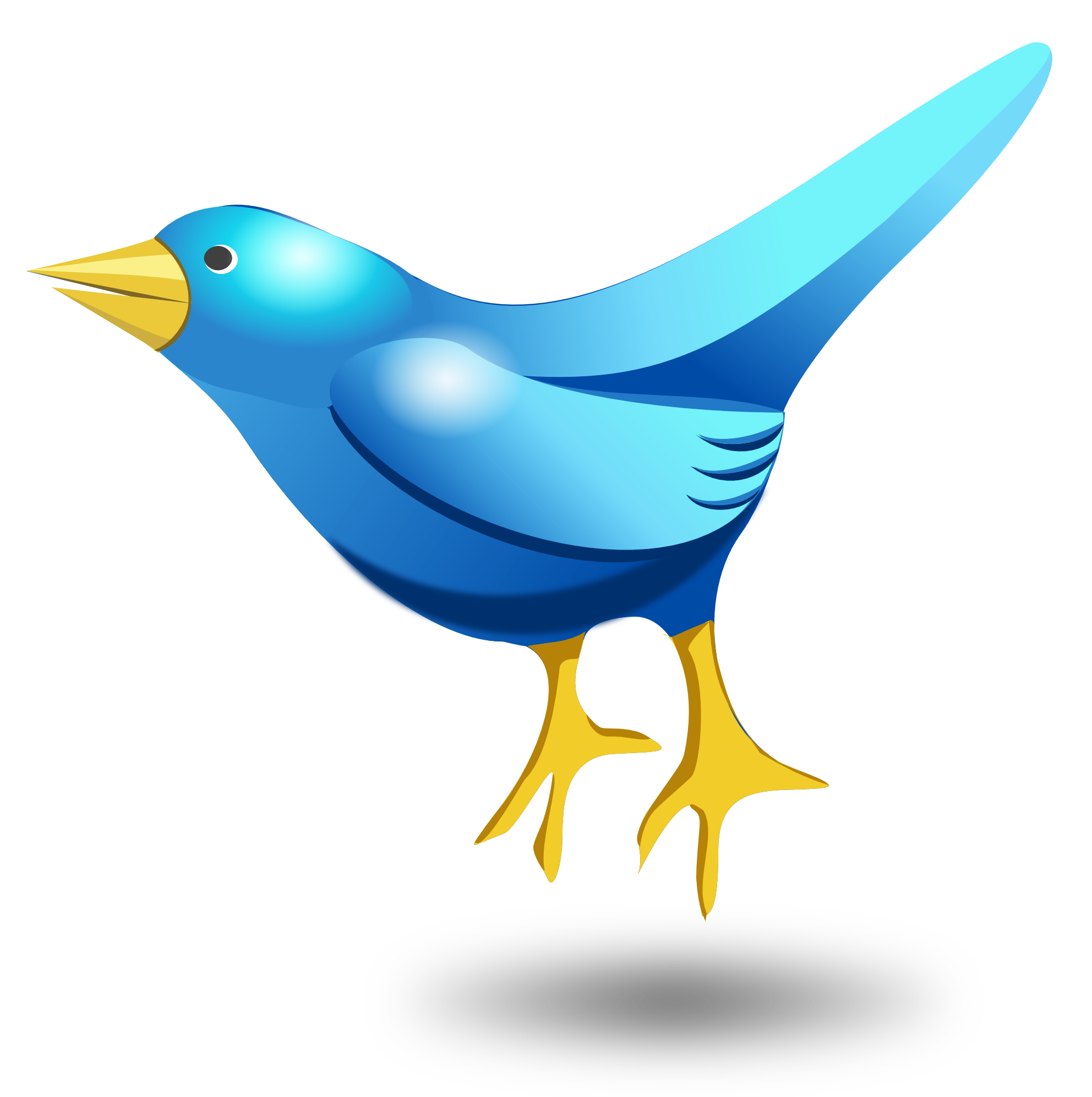 Vector Twitter Tweet Bird PNG Image High Quality PNG Image