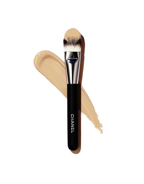 Foundation Liquid Makeup Cosmetics Chanel Brush PNG Image