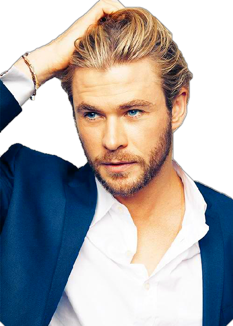 Chris Hemsworth Picture PNG Image
