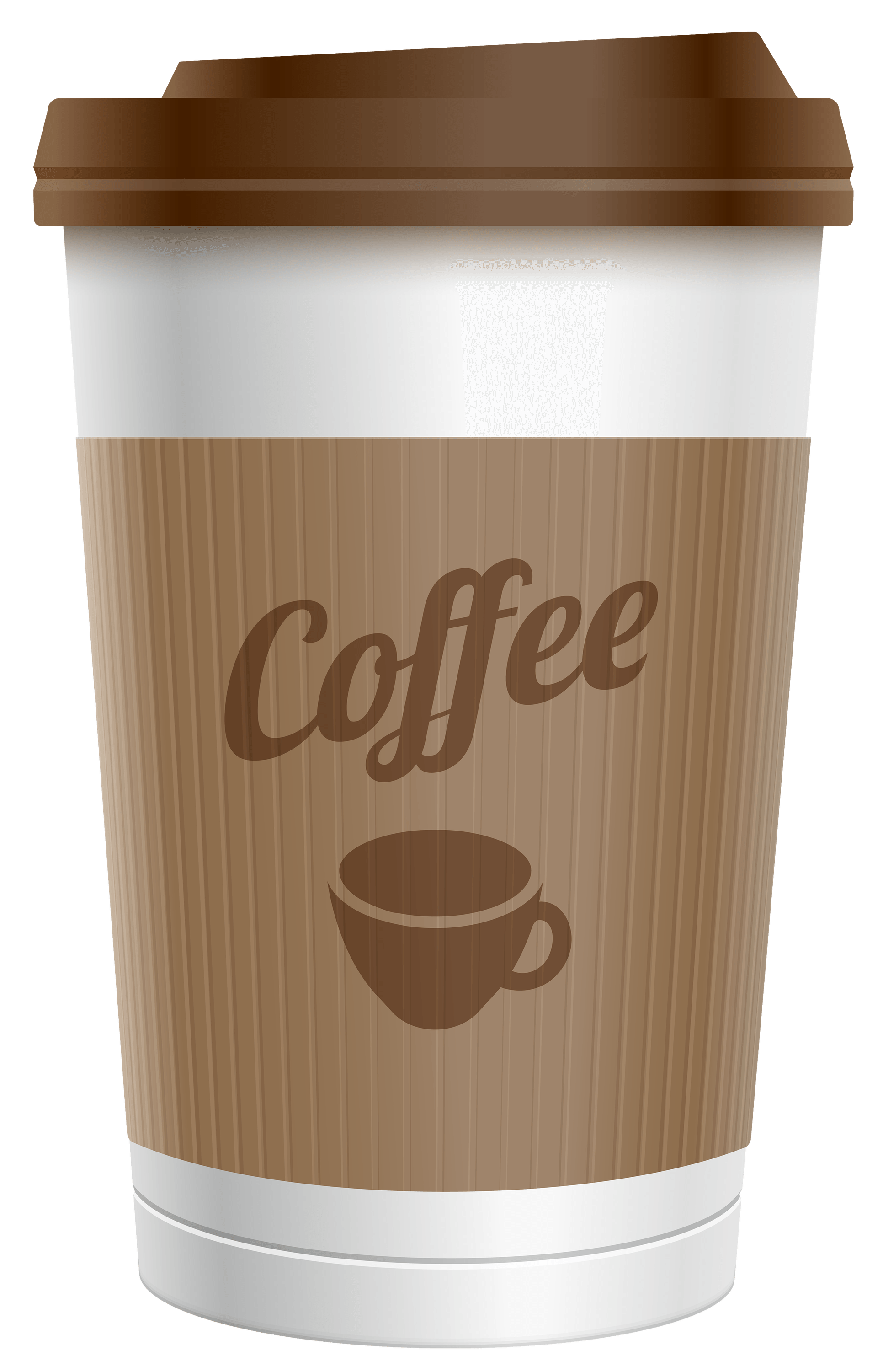 Milkshake Coffee Cappuccino Espresso Cafe Free Clipart HQ PNG Image