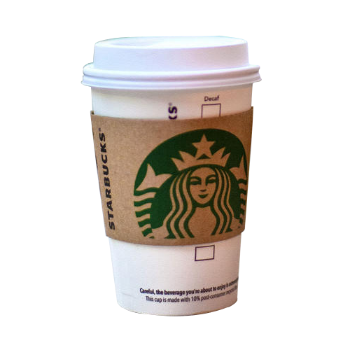 Coffee Cup Tea Espresso Latte Starbucks PNG Image