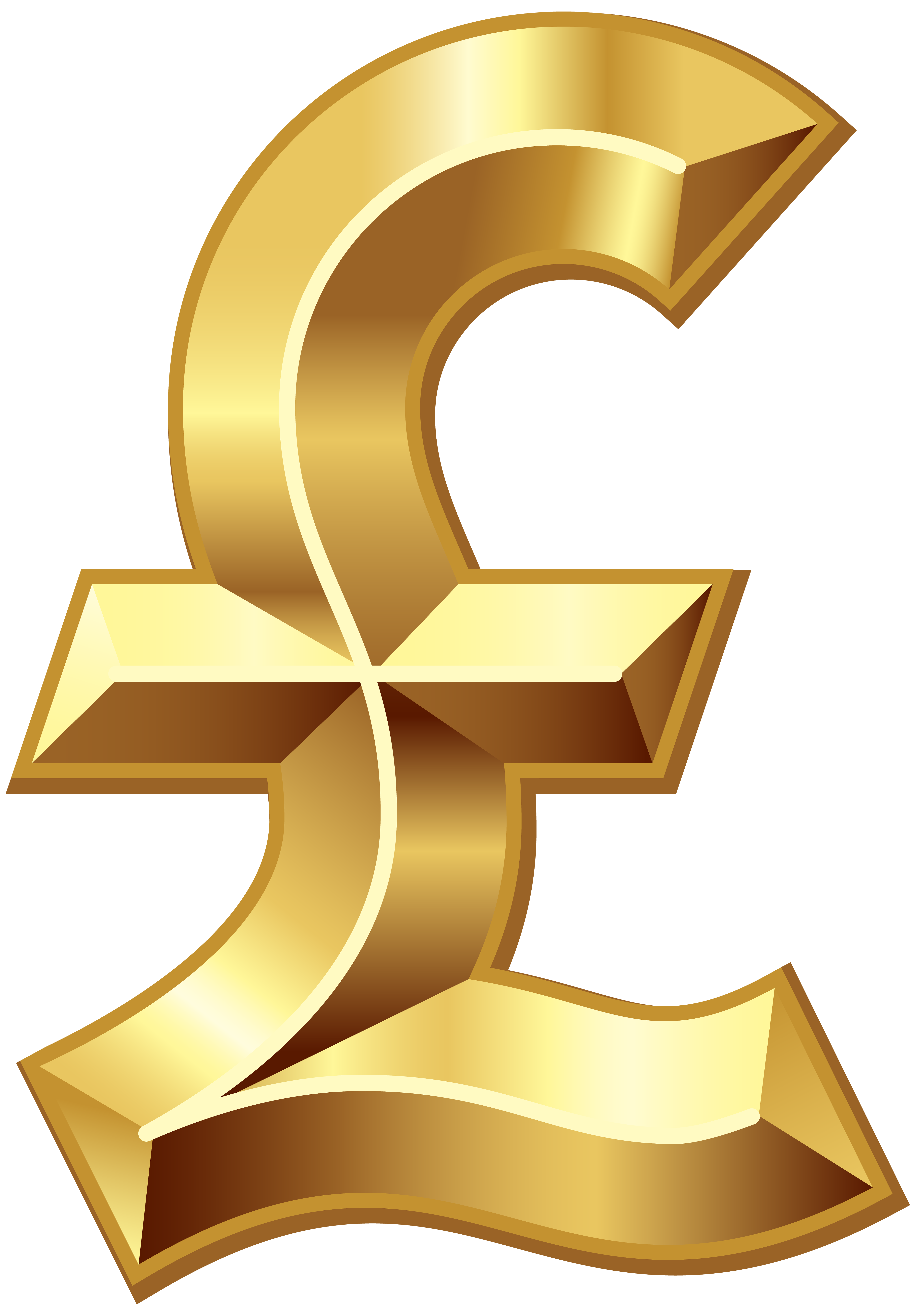 Sterling Pound Symbol Dollar British Sign Currency PNG Image