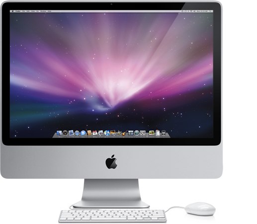 Apple Computer Image PNG Image