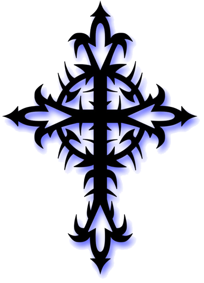 Cross Tattoos Download Png PNG Image