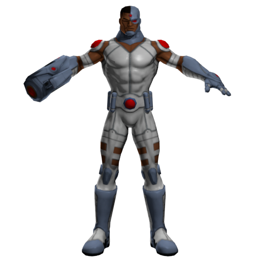 Cyborg Picture PNG Image