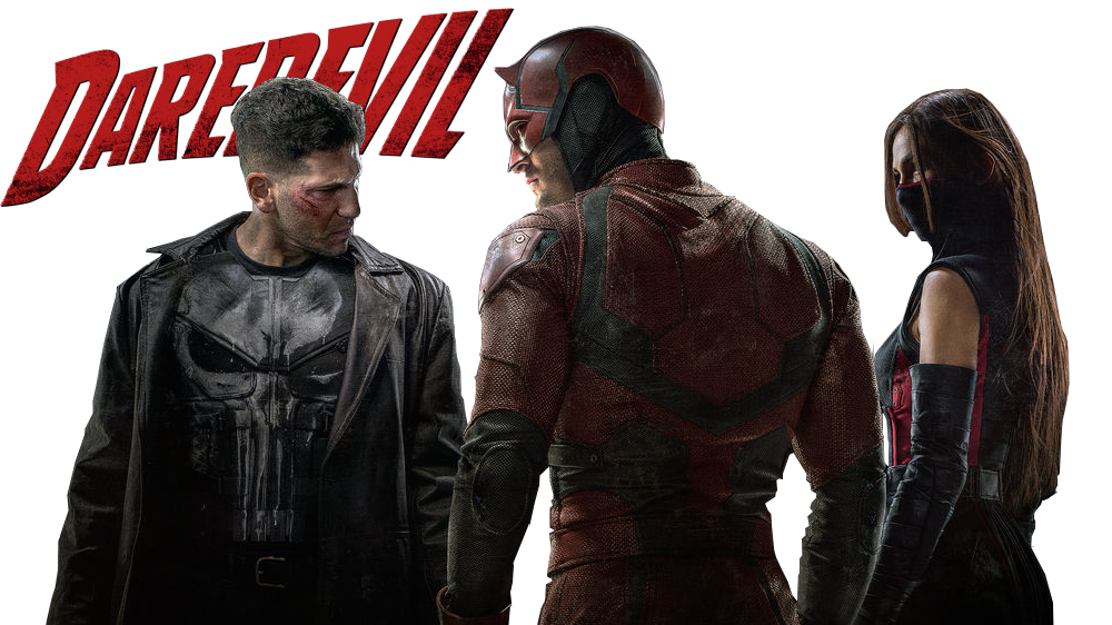 Punisher Iron Top Daredevil Fist Outerwear PNG Image