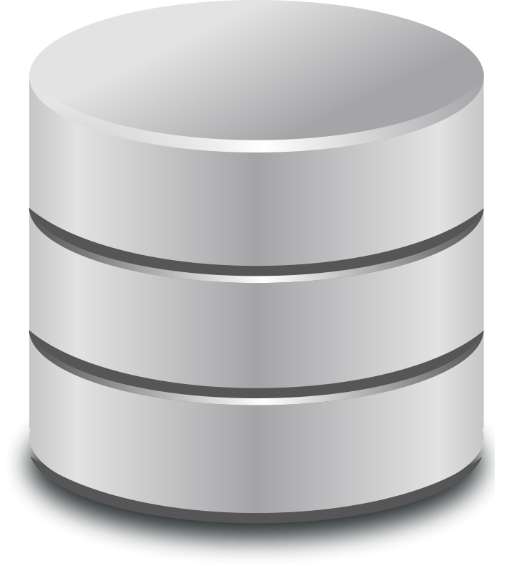 Database Png Image PNG Image