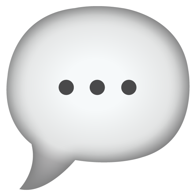 Of Balloon Poo Speech Pile Emoji PNG Image
