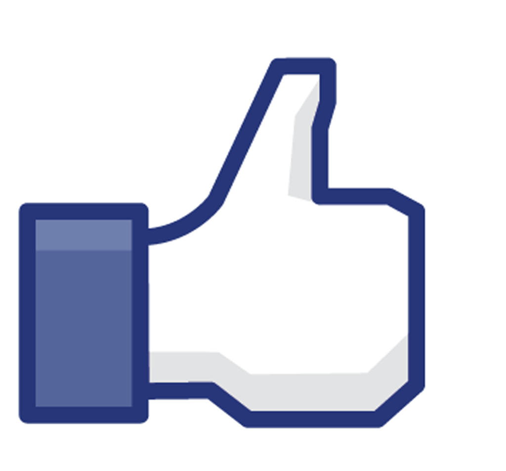 Like Button Up Facebook, Facebook Thumbs Icon PNG Image