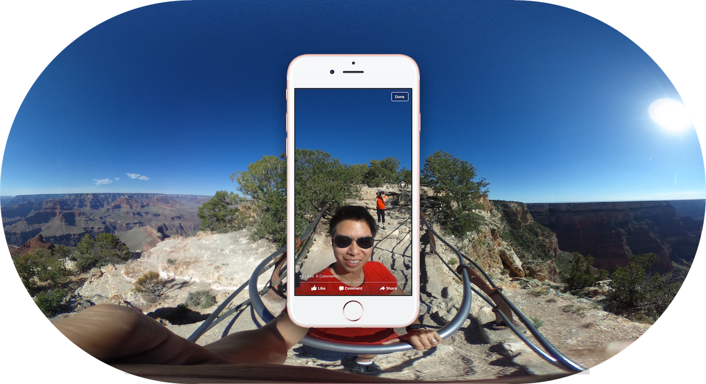 Panorama Youtube Camera Facebook Immersive Video PNG Image