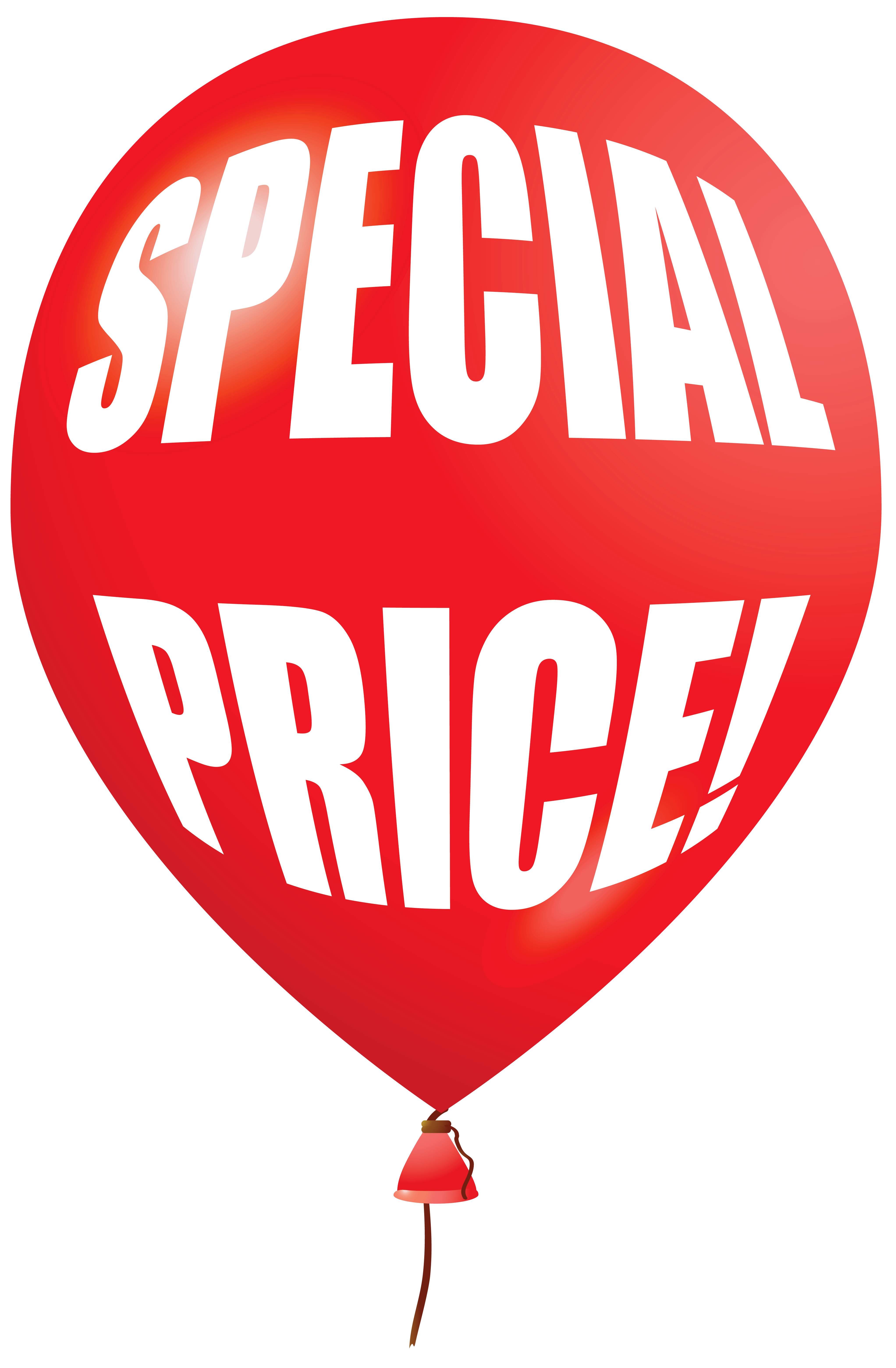 Sticker Facebook Price Special Balloon PNG File HD PNG Image