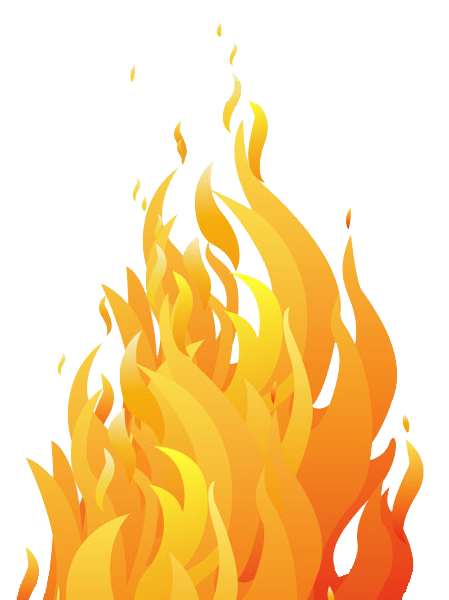 Fire Flame File PNG Image