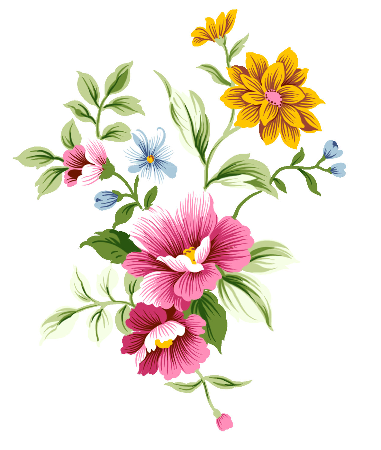 Download Abstract Flower Picture HQ PNG Image   FreePNGImg