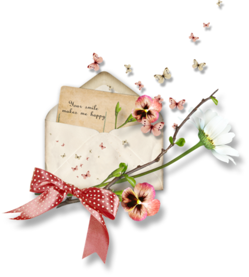 Cut Scrapbooking Scrap Design Floral Flowers PNG Image