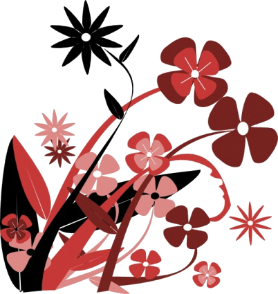 Abstract Flower Png Hd PNG Image