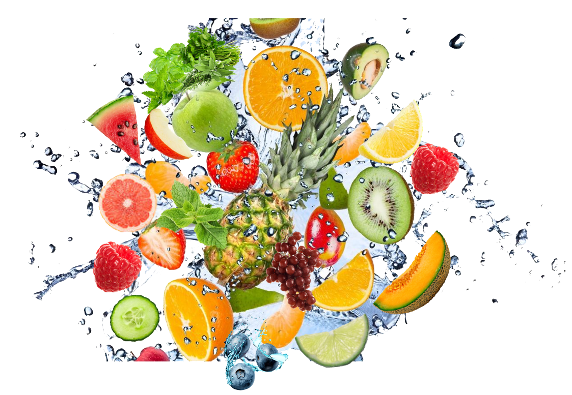 Water Splash Fruit Wallpaper Free Download Image PNG Image