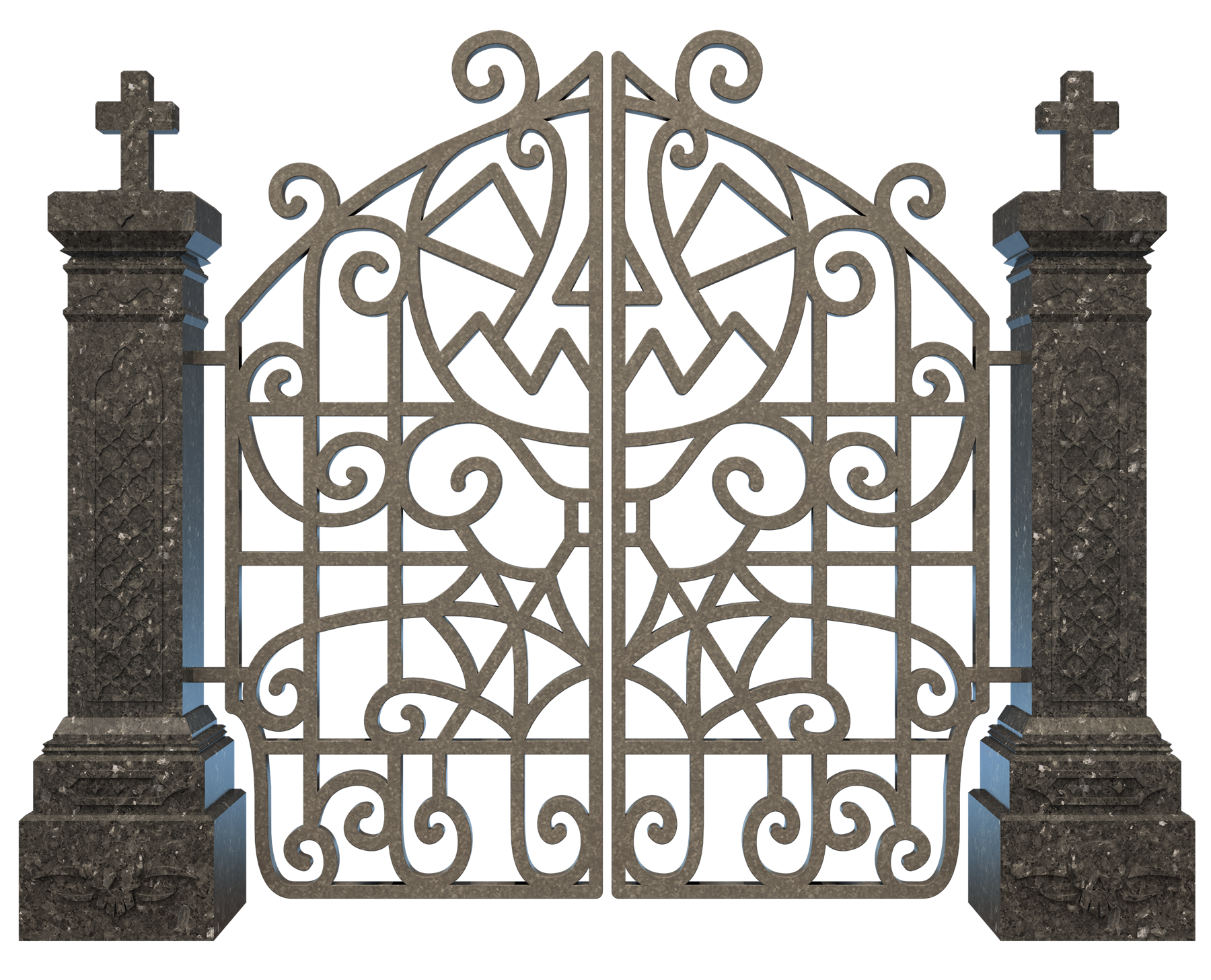 Gate Photos PNG Image