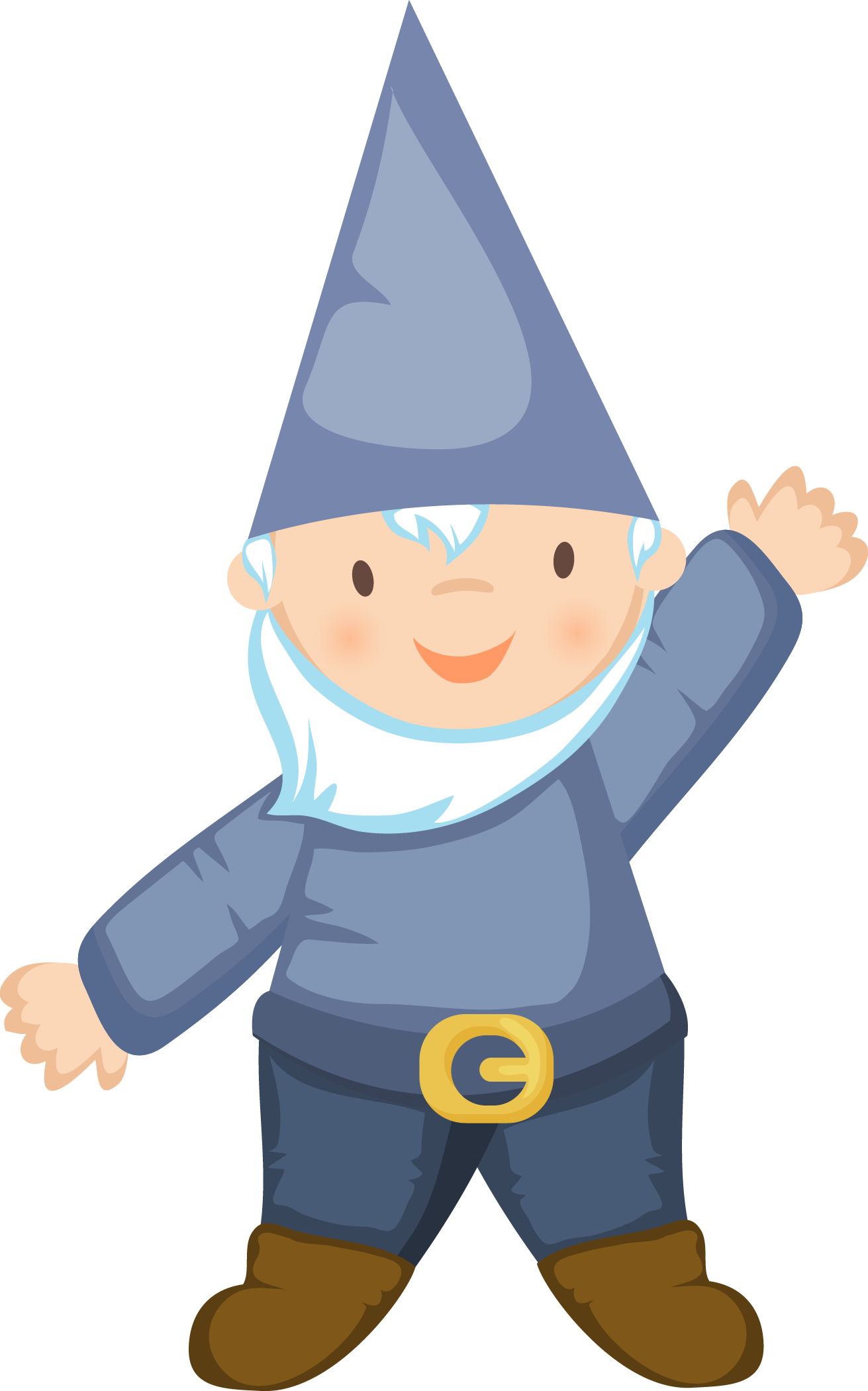 Gnome Png PNG Image