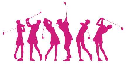Female Golfer Free Download PNG Image