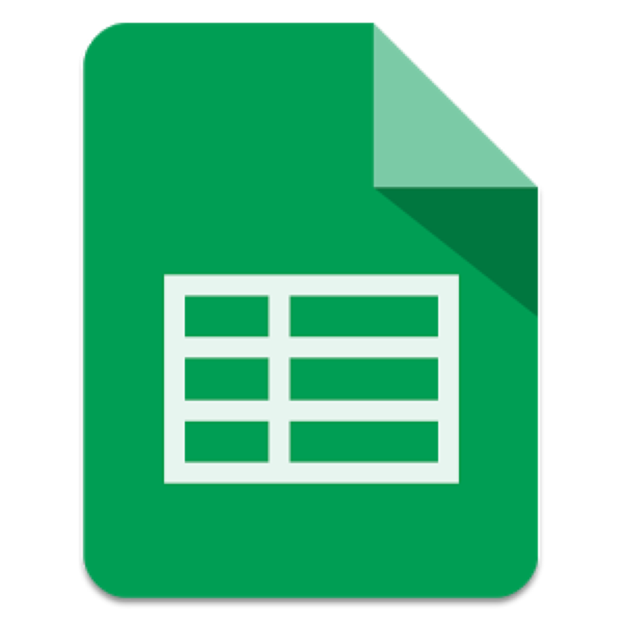 Docs Google Spreadsheet Sheets Suite HQ Image Free PNG PNG Image