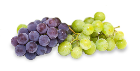 Transparent Grapes PNG Image