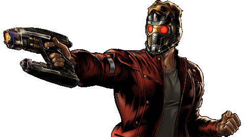 Star Lord Transparent PNG Image