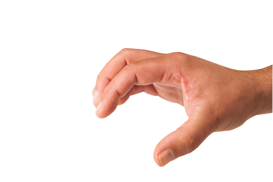 Hand Gestures PNG Image