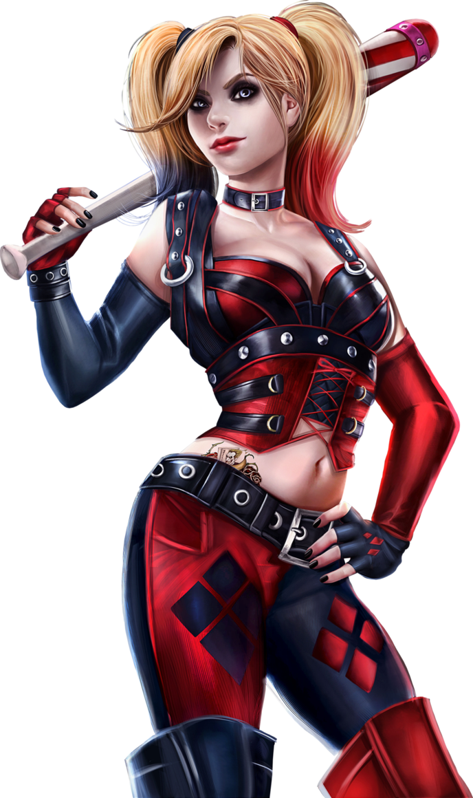 Harley Quinn Free Png Image PNG Image
