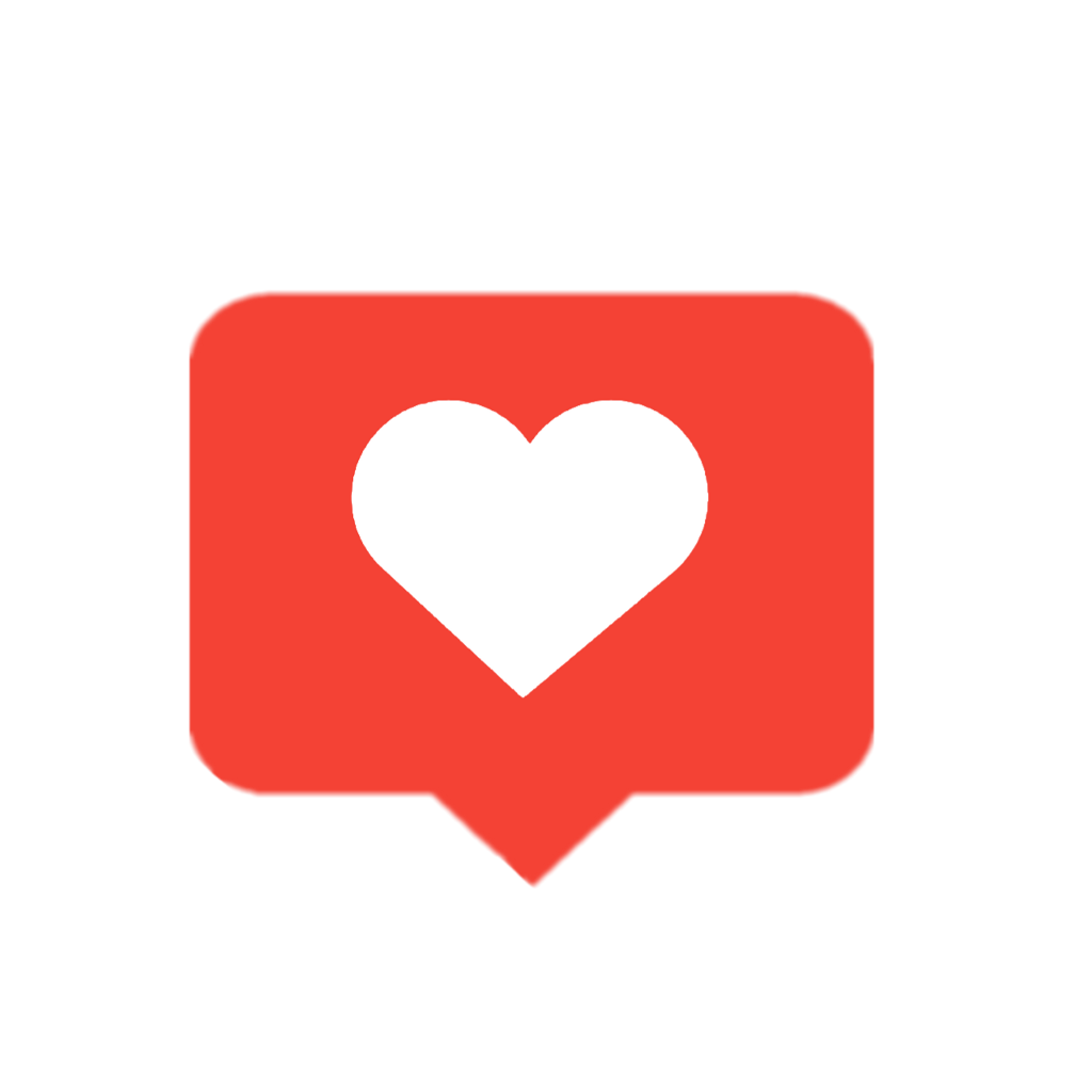 Image result for heart button instagram