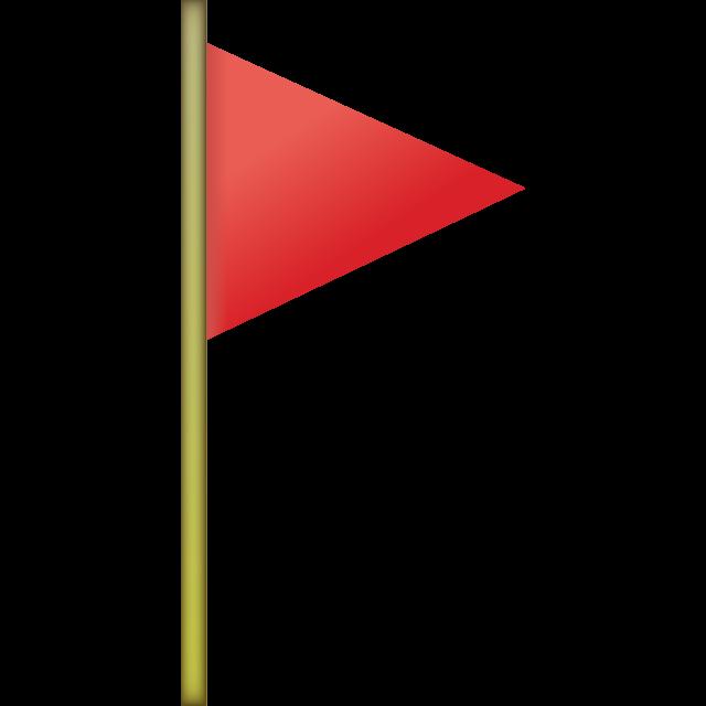 для картинка треугольного флажка протяжении ряда
