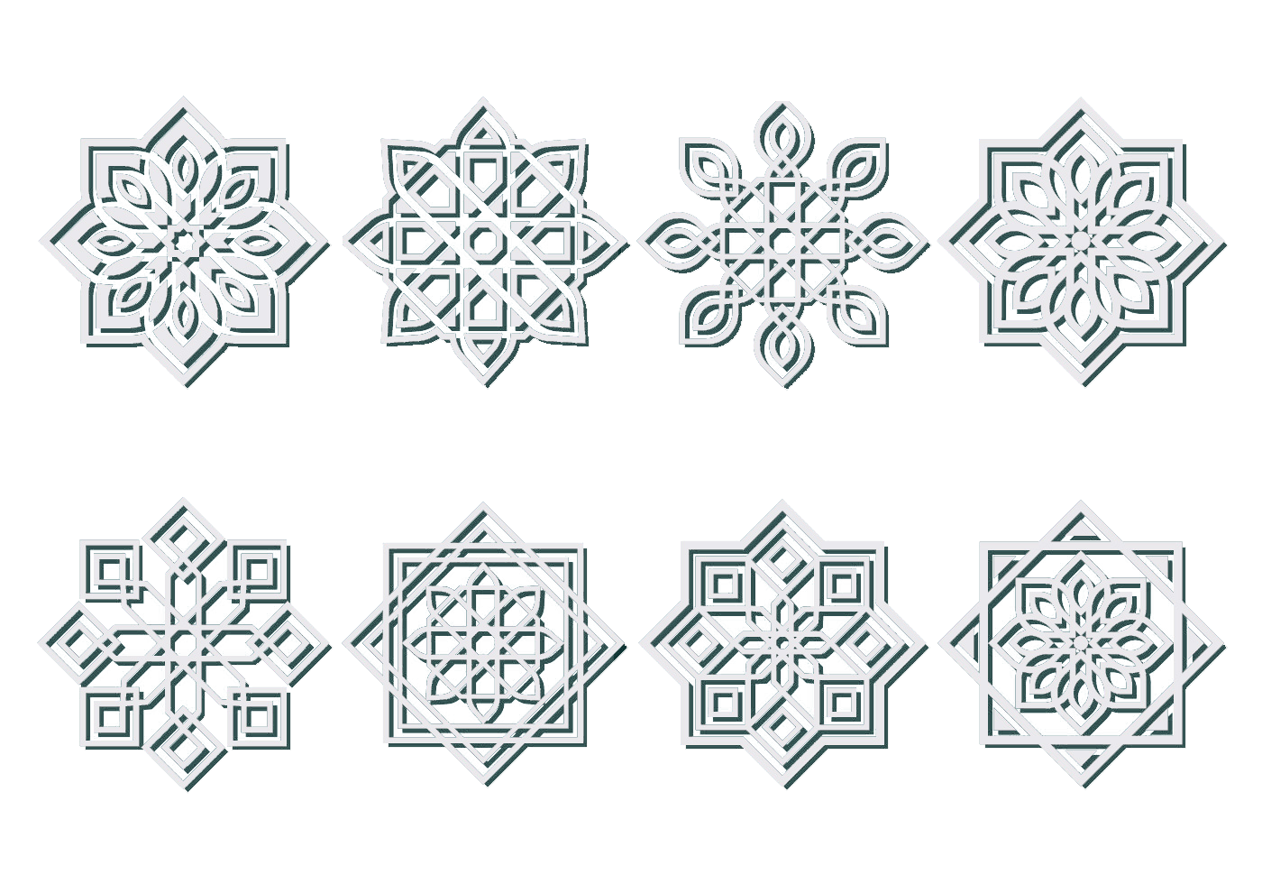 Decoration Islamic Icon Ornament Islam Download Free Image PNG Image