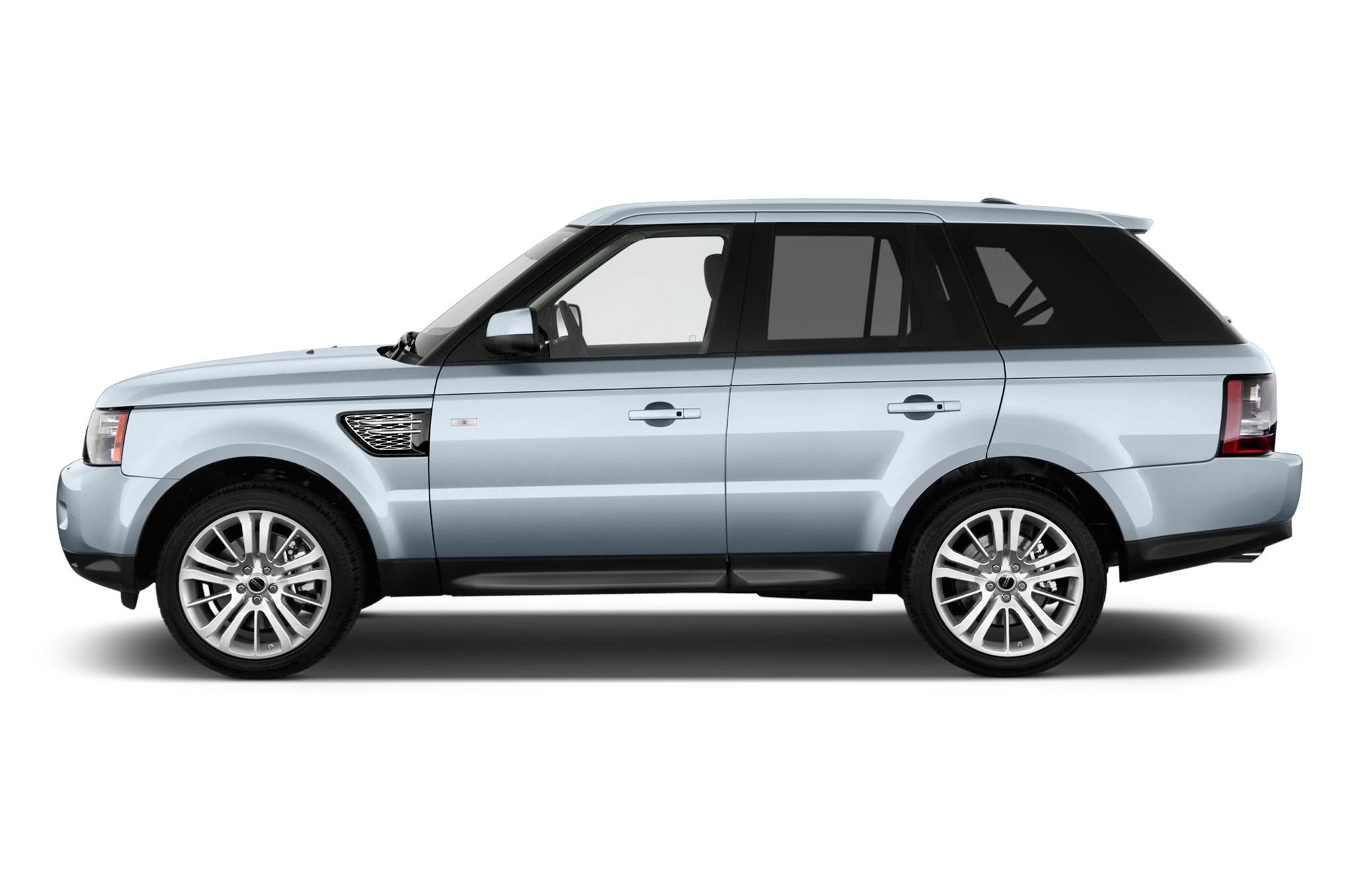 Land Rover Range Rover Sport Transparent Background PNG Image