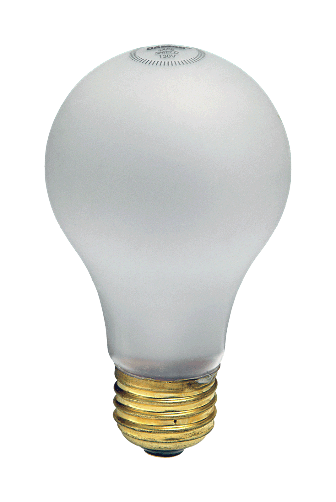 Light Material Halogen Incandescent A-Series Bulb PNG Image
