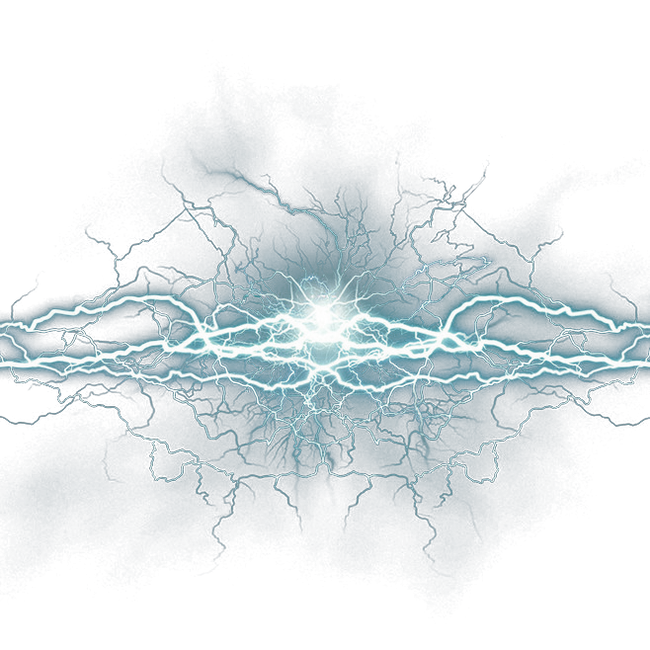 Icon Effect Elements Lightning Free HQ Image PNG Image
