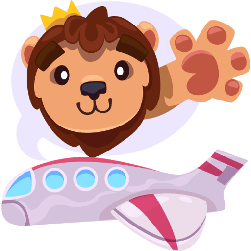 Telegram Lion Vk Sticker Download HQ PNG PNG Image