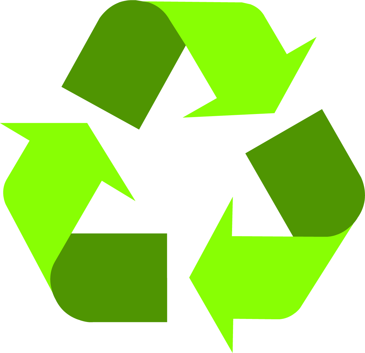 Recycle Symbol Recycling Green Icon Free Clipart HQ PNG Image