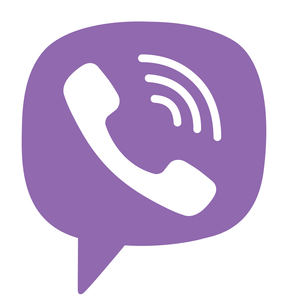 Mobile Text App Viber Logo Messaging Icon PNG Image